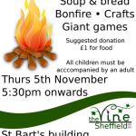 Bonfire 2015 flier